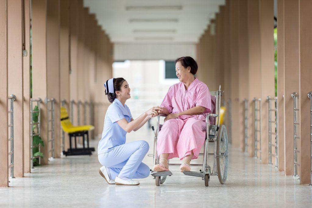 what is nursing